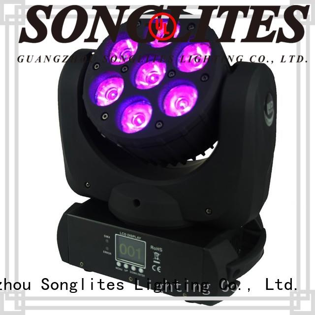 spot beam lights 60w high quality for stage