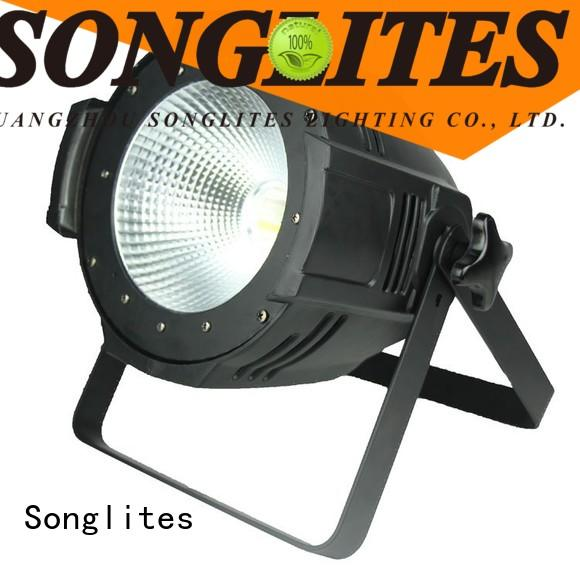 Songlites attractive led par light price energy saving for architectural lighting