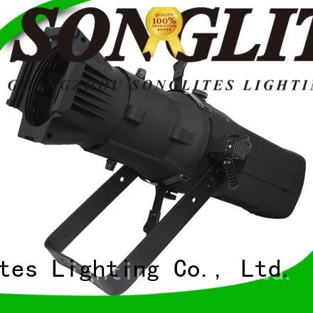 Songlites buy led stage lights factory for studios