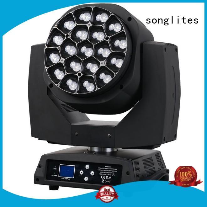 mr beams led lights moving 9pcs 10pcs dmx moving head manufacture