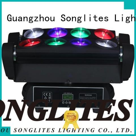 Songlites 20w flood beam light disco light for concerts