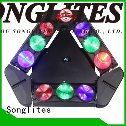 Songlites high brightness moving head white factory for performances