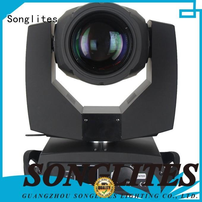 Songlites Brand head 189w beam custom stage lighting