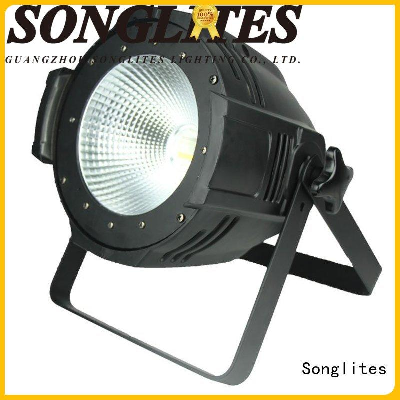 stage moving par led energy saving for architectural lighting Songlites