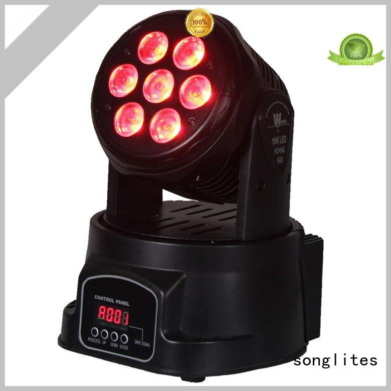 stage lighting design 10w in1 12w led