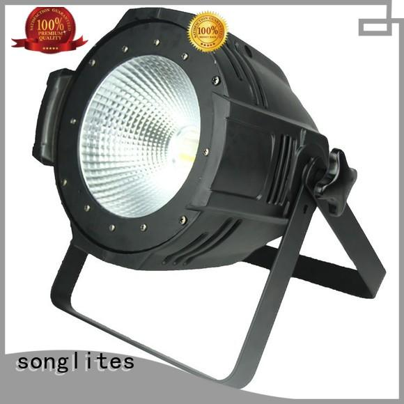 200w led par dmx with large space for hotels Songlites
