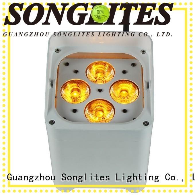 Songlites attractive indoor garden lights adjustable speed for theaters