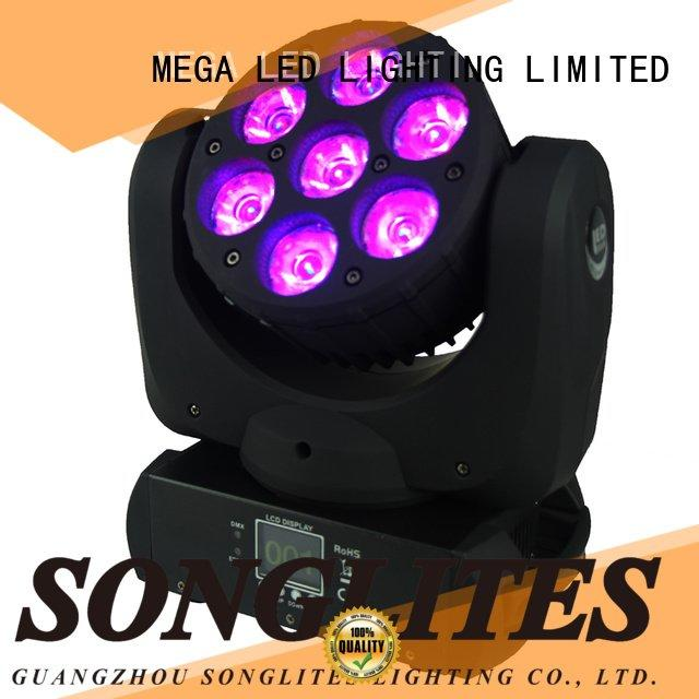 4in 75w white 60w Songlites mr beams lights