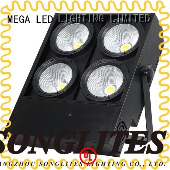 Songlites high brightness knog blinder 4 led rear light voice control for KTV