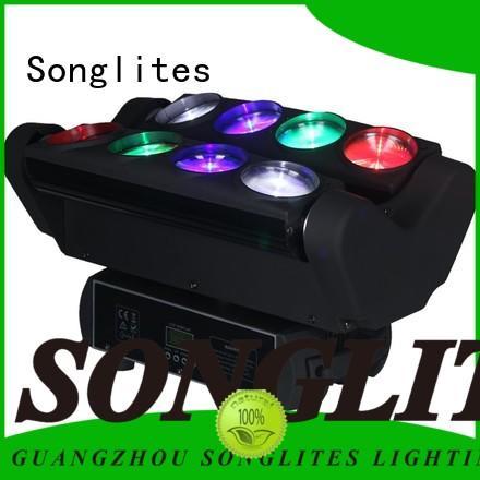 Songlites fantastic spot beam led light bar promotion for bands