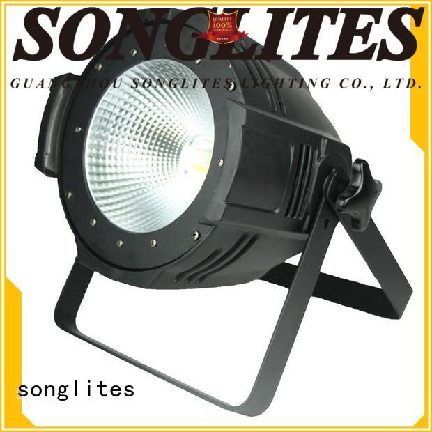Songlites indoor cheap led par cans manufacturer for TV studios