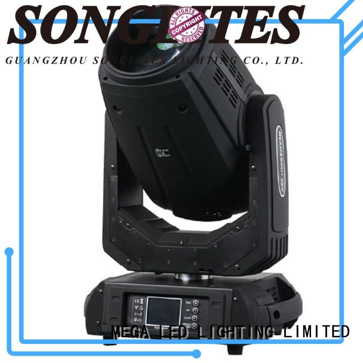 stage lighting supplies spot for performances Songlites
