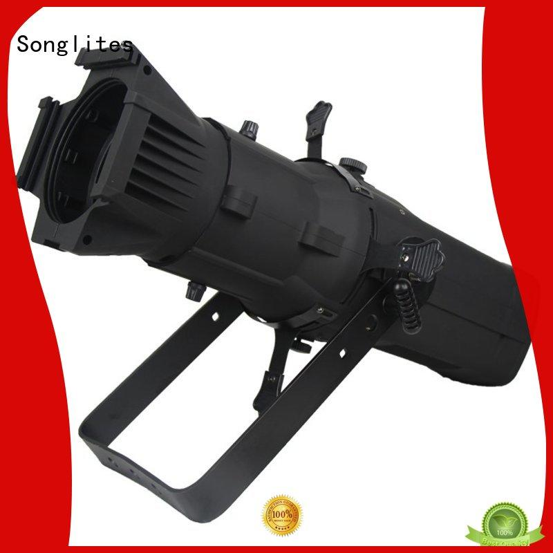 profile light stage strip lights white Songlites Brand company
