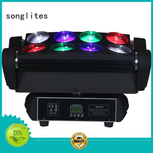 10w football OEM dmx moving head Songlites
