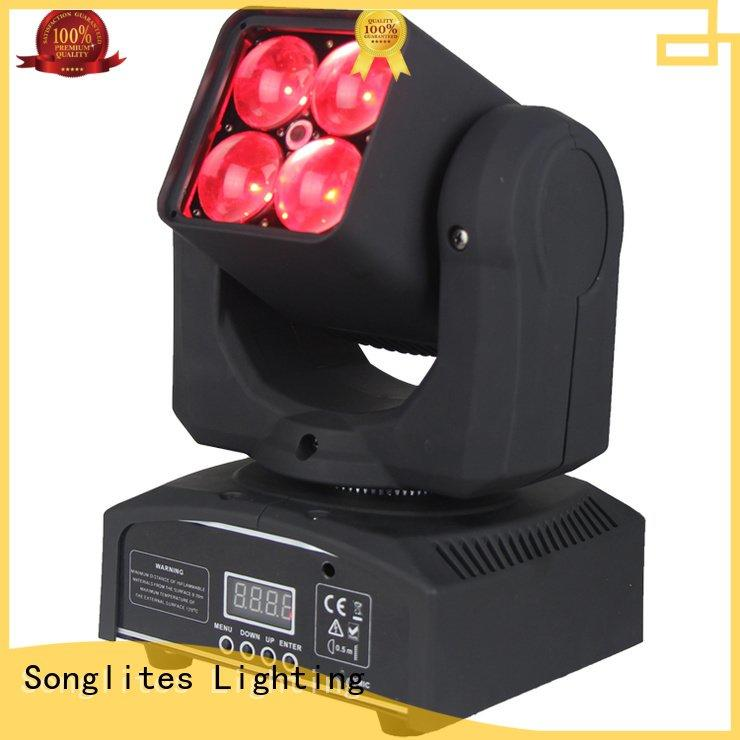 head ostar Songlites design wash led zoom