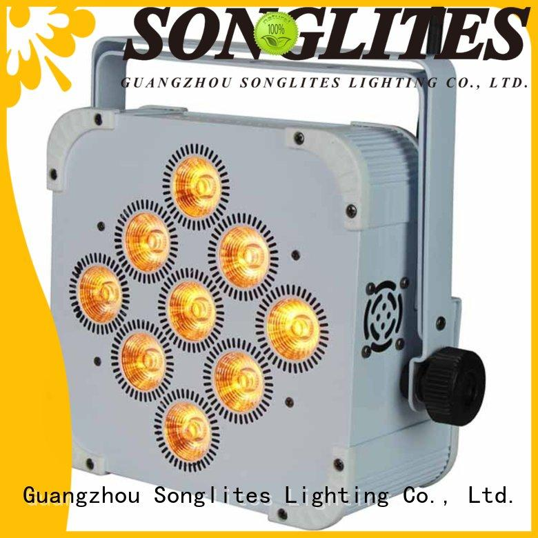 attractive used par can lights mini factory for shopping centers