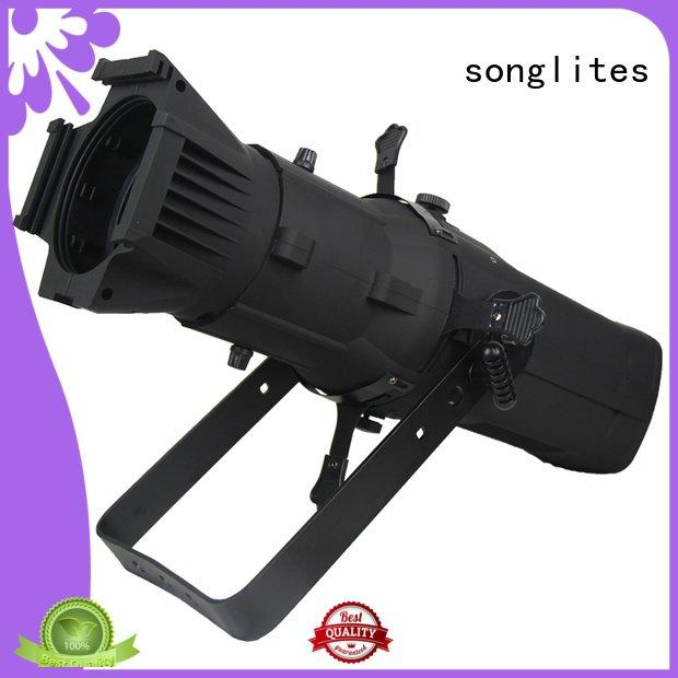 Songlites stage lighting for small bands studio profile sl3325a