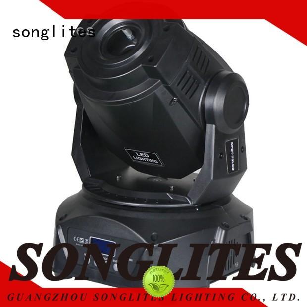 Songlites 300w moving led lights manufacturer for ballroom