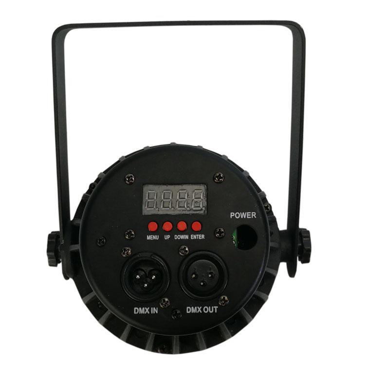 60W Mini led cob flash par light  SL-3039A/3039B2IN1/3039B3IN1