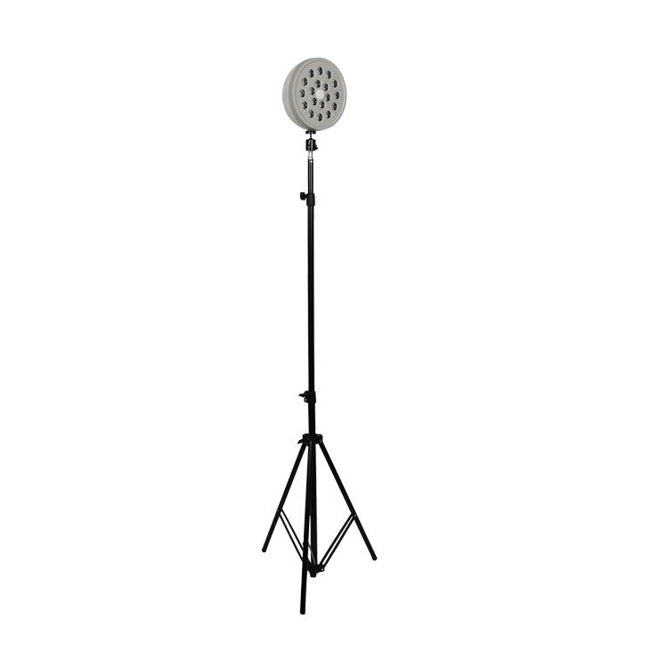 LED 18*1W RGB Flat Par Light With Stand  SL-3136B18RGB-Stand
