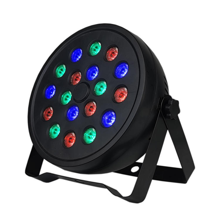 Mini LED 18X1W RGB Wash Flat Par light SL-3136A18RGB