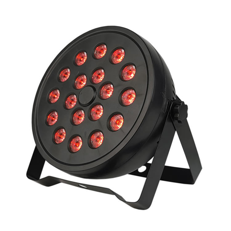 Bar Lighting 18x2W 3IN1 RGB LED Par Light SL-3136A18-3IN1