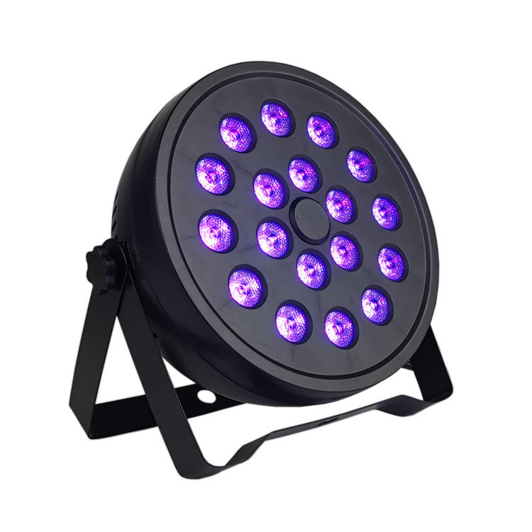 Bar Lighting 18x2W 3IN1 RGB LED Par Light SL-3136A18-3IN1