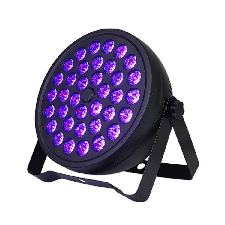 Mini 36x2W 3IN1 RGB LED Flat Par Light SL-3136A36-3IN1