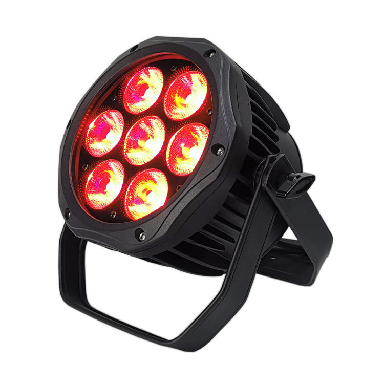Outdoor Mini Par Light 7*18W 6in1 SL-2037C