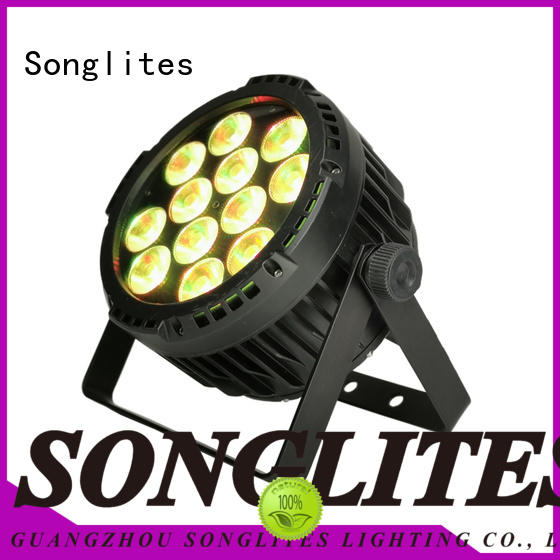 Songlites remote control outdoor led lighting systems wholesale for courtyard