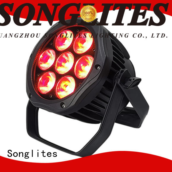 Songlites 3050w outdoor led ceiling lights onlion for entertainment plaza