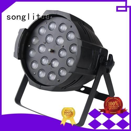 par lamp waterproof for night club Songlites