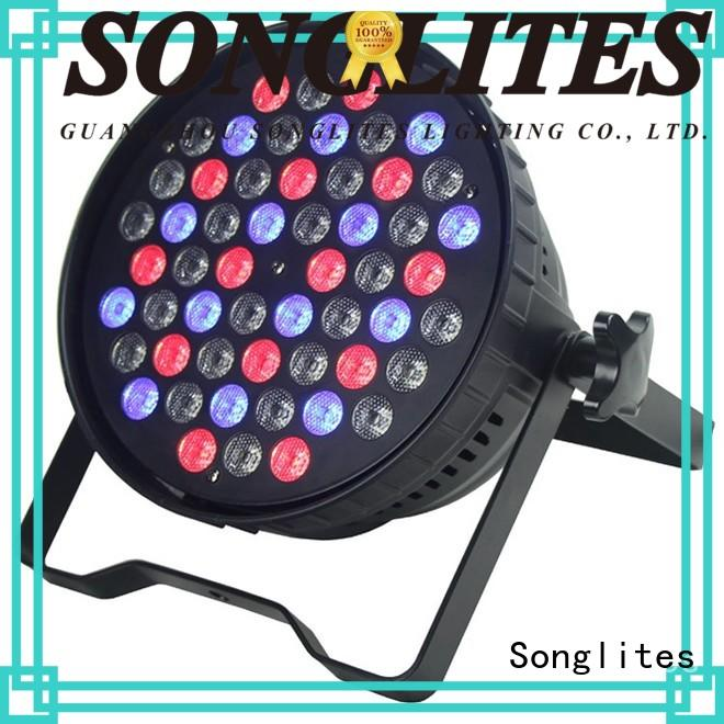Songlites stable par38 led outdoor Low noise for exhibition show
