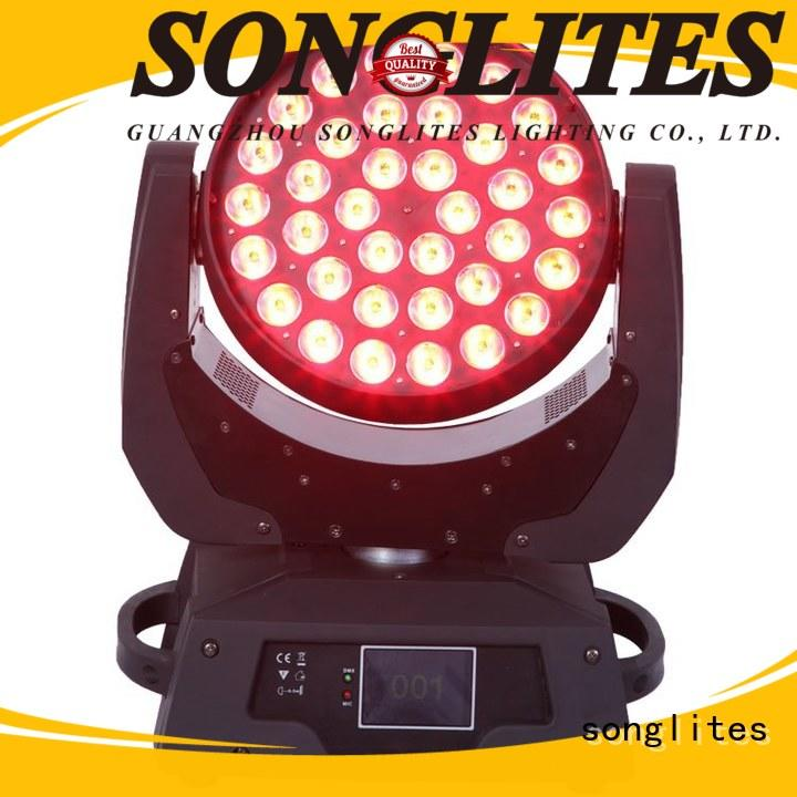 mini rgbw moving head led equipment for KTV