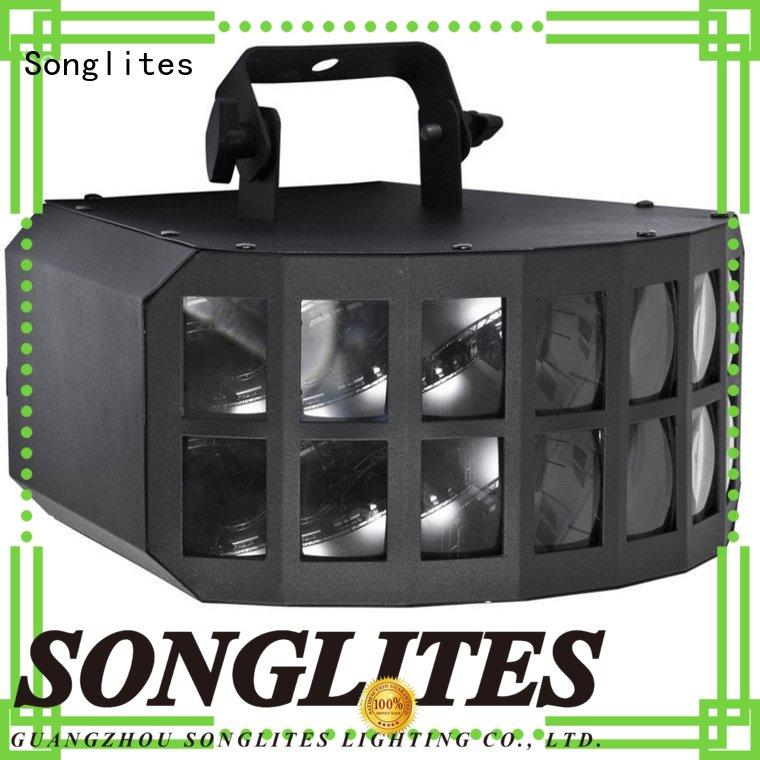 Songlites professional laser stage lighting outdoor Low noise for stage