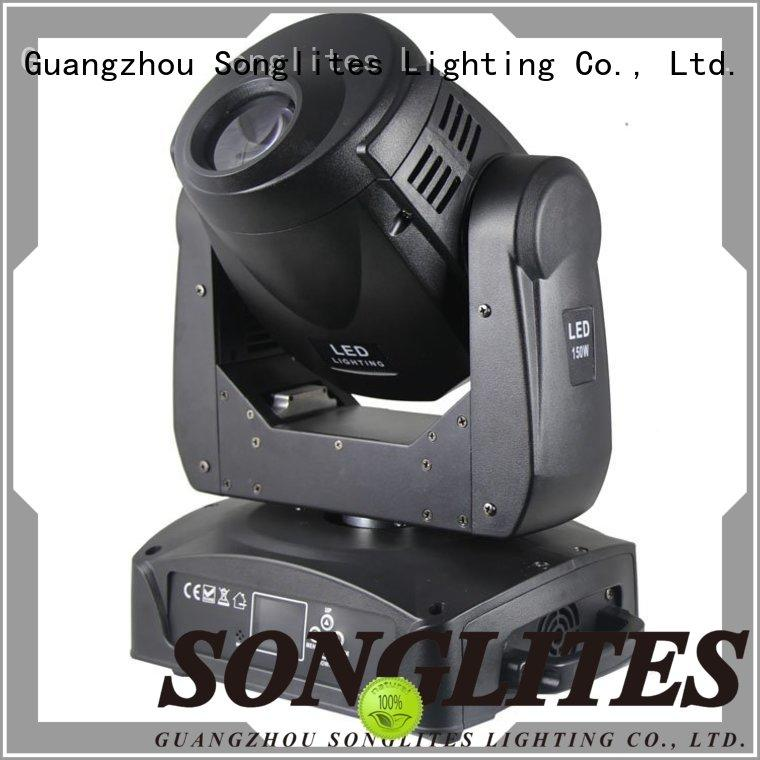 fast head moving light white directly price for stage