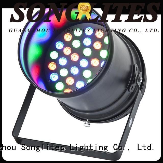 remote control 54 led par light 810w Low noise for party