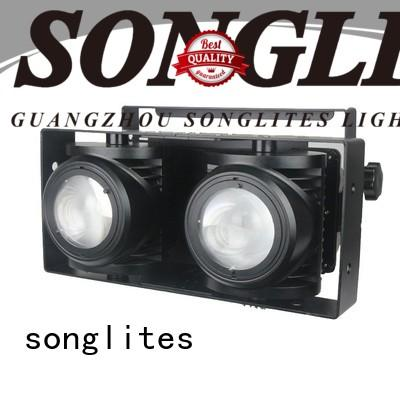 low noise small par cans supplier for auto shows Songlites