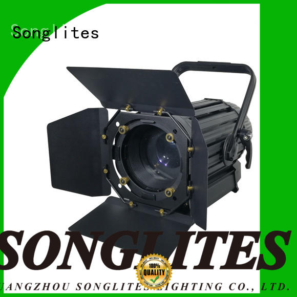Songlites 200w used led stage lights for sale supplier for shopping malls