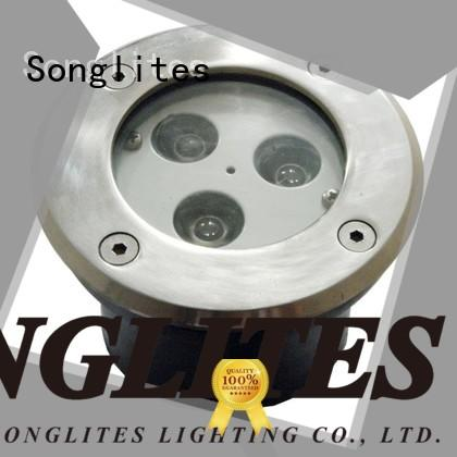 Songlites 1w3pcs solar path supplier for parks