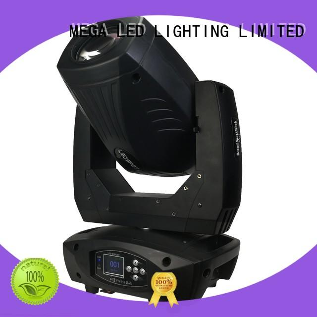 Songlites automatic moving head led moving for exhibition show