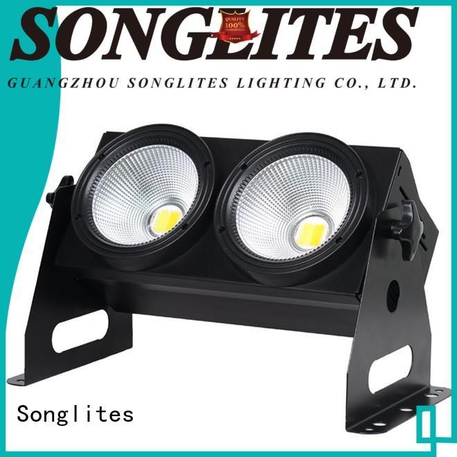 Songlites international standard knog blinder lights supplier for ballroom