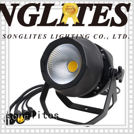Songlites 200w cob led par on sale for live performances