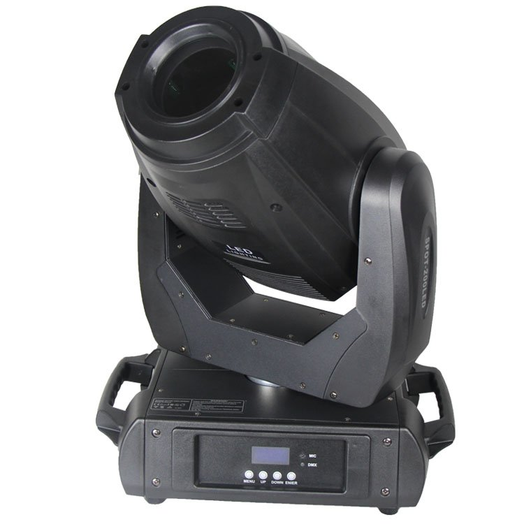 Songlites 200W White Spot LED Moving Head SL-1200 Spot LED Moving Head Light image55