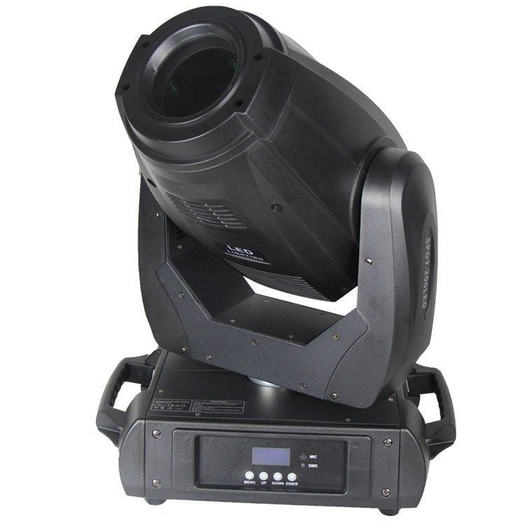 Moving Head 200W White Spot LED SL-1200