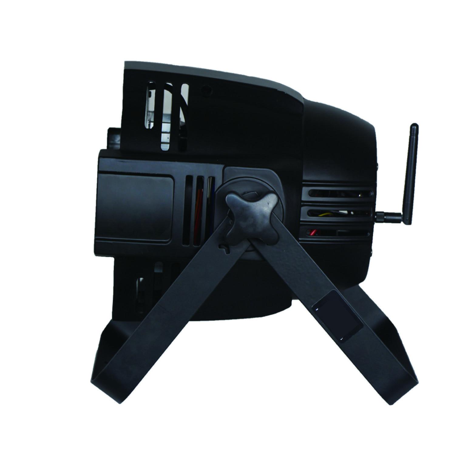 18PCS 12W 5in1 Zoom Par Can Light SL-3001Z-5IN1