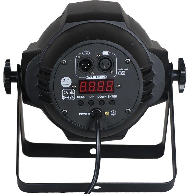 18PCS 10W 4in1 RGBW Zoom Par Can Light SL-3001Z-4IN1