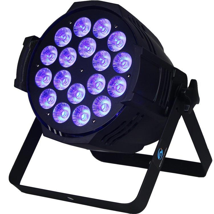 18*12W 5in1 LED Par Can Light SL-3001B-5in1