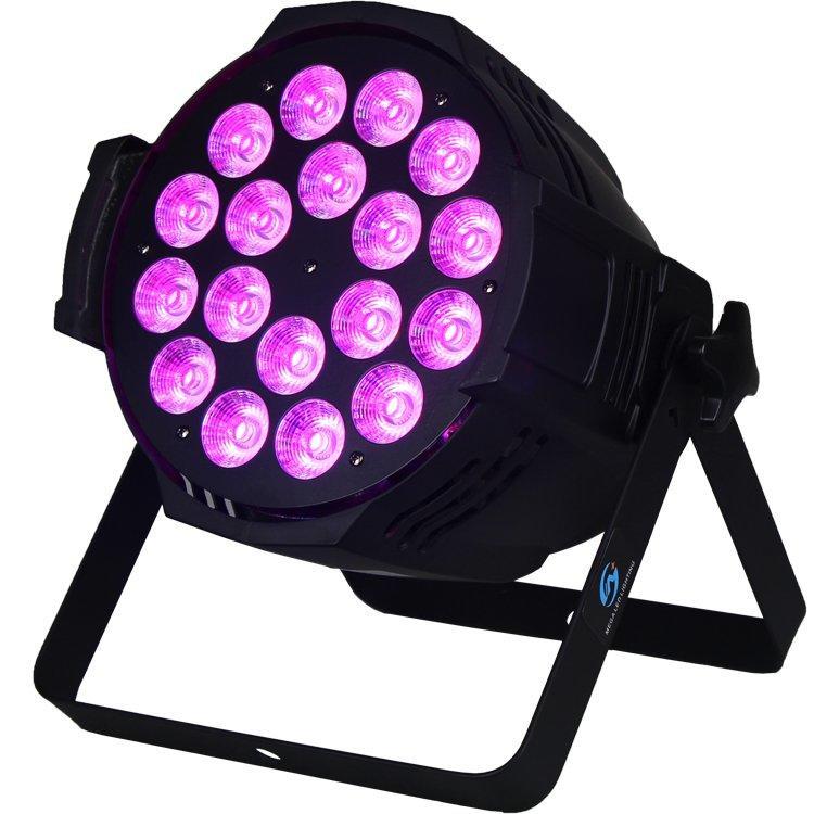 Par Can Light 18*10W RGBW LED SL-3001B-4in1