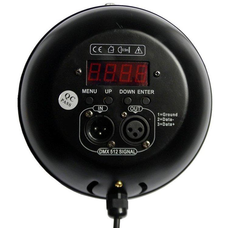 36*1W/3W RGB LED Par Can Light SL-3002